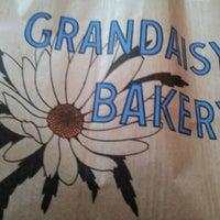 Photo taken at Grandaisy Bakery by Esteban C. on 10/12/2011