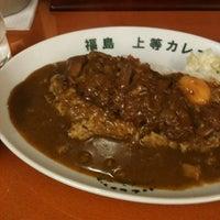 Photo taken at 福島 上等カレー 江坂店 by yasufumic .. on 10/12/2011