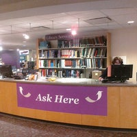 Photo taken at Vernon R Alden Library by Chad B on 2/11/2011
