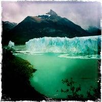 Foto tirada no(a) Administración Parque Nacional Los Glaciares por Gioacchino F. em 3/5/2012