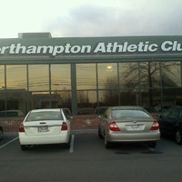 Photo taken at Northampton Athletic Club by Patrick S. on 4/12/2012