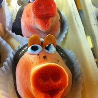 Photo taken at Heidelberg Pastry Shoppe by Ron E. on 8/15/2012
