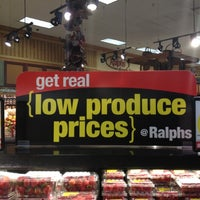 Photo taken at Ralphs by Lena A. on 7/15/2012