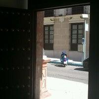 Foto tomada en Palacio Condes De Santa Ana por Pepe T. el 6/6/2012