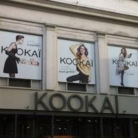 Foto tirada no(a) Kookaï por Renaud F. em 2/19/2012