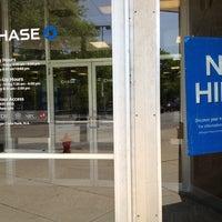 Photo taken at Chase Bank by Kuran M. on 5/14/2012
