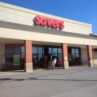 Photo taken at Savers by Rhonda V. on 3/24/2012