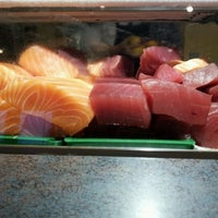 Photo taken at Ray's Sushi by Karen S. on 1/8/2012
