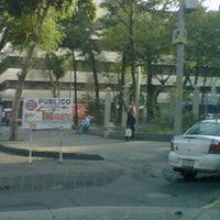 Photo taken at ESTACIONAMIENTO FLAMENCOS by MARIA ELENA on 5/2/2011