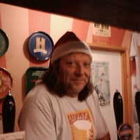 Photo taken at Just Beer Micropub by Robert D. on 12/23/2011