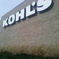 Photo taken at Kohl's by Ronnie C. on 12/24/2011