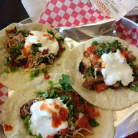 Photo taken at Mucho Burrito Fresh Mexican Grill by Karen L. on 7/11/2012