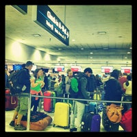 Photo taken at T1 International Terminal by James C. on 7/3/2012