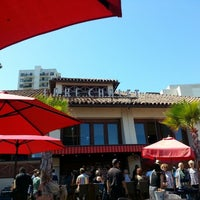 Photo taken at The Lake Chalet Seafood Bar & Grill by Nate P. on 8/11/2012