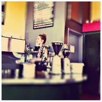 Photo taken at Cole Coffee by Evangeline B. on 4/30/2012