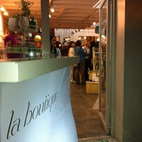 "Photo taken at La Boutique ""Galeria-Bar"" by Juan Jose M. on 11/27/2011"
