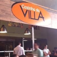 Photo taken at Cozinha da Villa by Wanderley O. on 5/13/2011