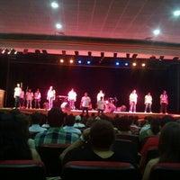 Photo taken at Teatro Dom Bosco by Jefferson M. on 10/12/2011
