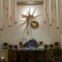 Photo taken at Freedom Moravian Chuch by Robin B. on 12/4/2011