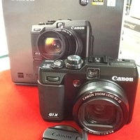 Photo taken at Elite Professional Camera Shop by Azlan K. on 7/6/2012