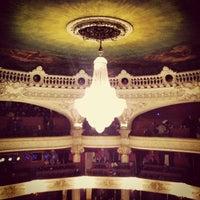 Das Foto wurde bei Teatro Municipal de Santiago von Nicolas R. am 8/14/2012 aufgenommen