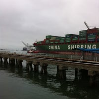 Photo taken at San Francisco Bay Ferry - Alameda Main Street Terminal by Justin J. on 8/9/2011