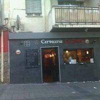 Photo taken at Cerveceria La Paca by Pepe S. on 12/4/2011
