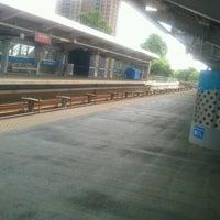 Photo taken at SEPTA MFL 46th Street Station by Derek B. on 6/13/2012