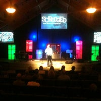 Photo taken at Crosspoint church by Mark B. on 11/27/2011
