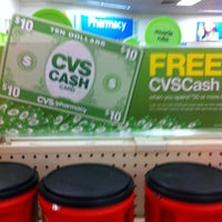 Photo taken at CVS/pharmacy by Jerry T. on 2/21/2012