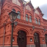 Photo taken at Театр наций by Anastasia B. on 7/22/2012