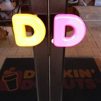 Photo taken at Dunkin' Donuts by Ashley P. on 5/12/2012