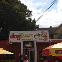 Photo taken at Dogtown by Christopher S. on 7/28/2012