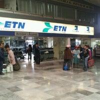 Foto tomada en ETN por Gregorio C. el 4/10/2012