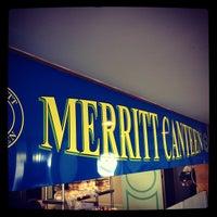 Photo taken at Merritt Canteen by Josef D. on 3/6/2012
