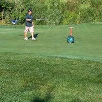 Photo taken at Victoria National Golf Club by Jennifer W. on 6/27/2012