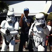 Photo taken at Jedi Training Academy by Bryan A. on 9/2/2012