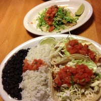 Photo taken at Wahoo's Fish Taco by Mike G. on 4/12/2012