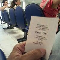 Photo taken at Banco do Brasil by Coutinho C. on 5/7/2012