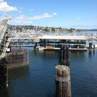 Photo taken at Bremerton Ferry Terminal by Kronda A. on 7/29/2012