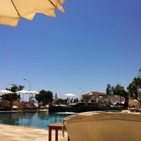 Photo taken at E Hotel Spa & Resort by Andreas A. on 8/25/2012