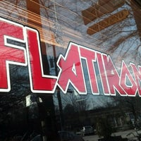 Photo taken at Flatiron by m m. on 3/1/2012