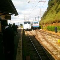 Foto tirada no(a) Estação Eugênio Lefevre por Ricardo M. em 5/1/2012