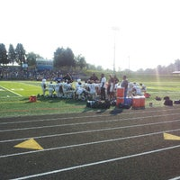 Photo taken at Southern High School by Rida on 8/31/2012