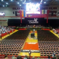 Photo taken at Fifth Third Arena | Myrl H Shoemaker Center by Haley G. on 6/8/2012