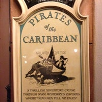 Photo taken at Pirates of the Caribbean by john B. on 8/3/2012