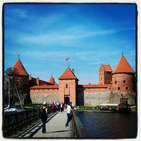 Снимок сделан в Тракайский замок пользователем Andrey L. 4/30/2012