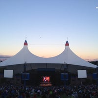 Photo taken at Shoreline Amphitheatre by Jeanette G. on 7/1/2012