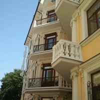 Снимок сделан в Готель «Клеопатра» / Kleopatra Hotel пользователем Ivan K. 8/24/2012