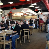 Photo taken at Five Guys by Kevin B. on 3/30/2012